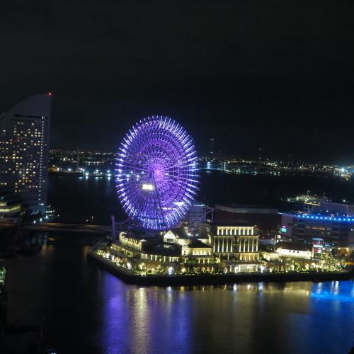 横浜みなとみらいの感動夜景・9_c0075701_20175861.jpg
