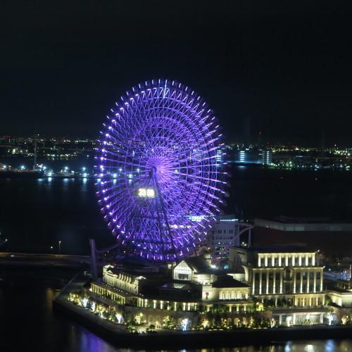 横浜みなとみらいの感動夜景・9_c0075701_20181123.jpg
