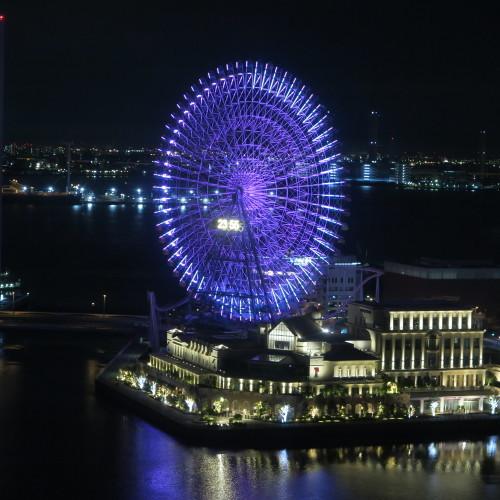 横浜みなとみらいの感動夜景・9_c0075701_20182335.jpg