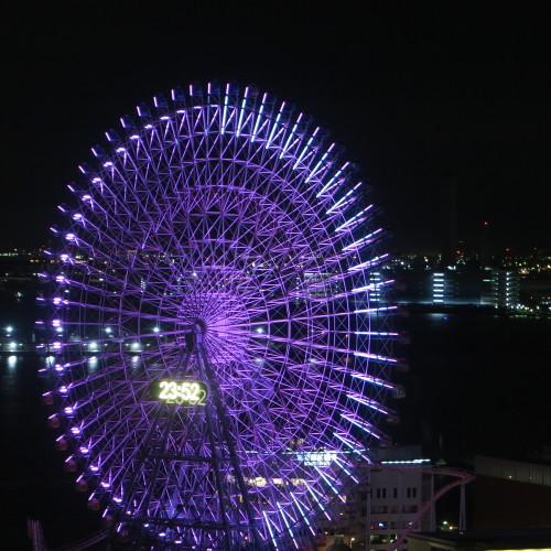 横浜みなとみらいの感動夜景・9_c0075701_20185232.jpg