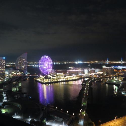 横浜みなとみらいの感動夜景・9_c0075701_20190059.jpg