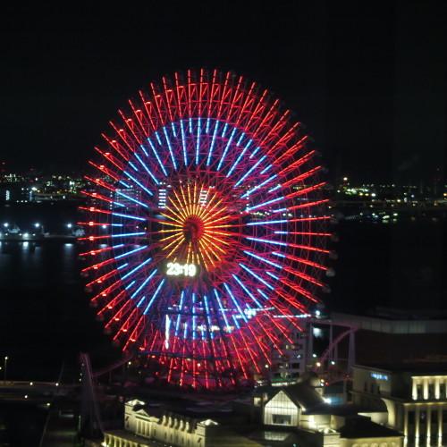 横浜みなとみらいの感動夜景・9_c0075701_20192823.jpg