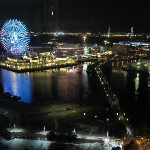 横浜みなとみらいの感動夜景・9_c0075701_20194273.jpg