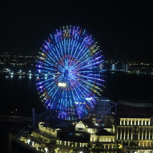 横浜みなとみらいの感動夜景・10_c0075701_21053846.jpg