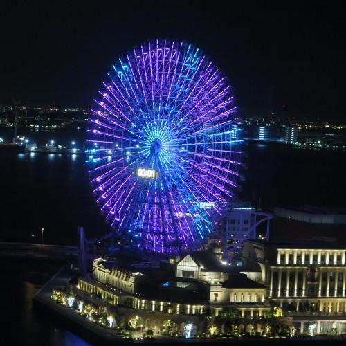 横浜みなとみらいの感動夜景・10_c0075701_21054486.jpg