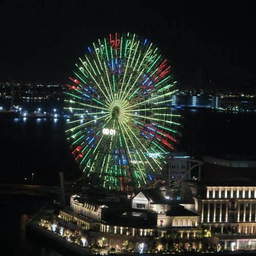 横浜みなとみらいの感動夜景・10_c0075701_21055259.jpg