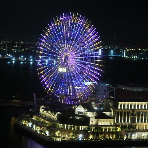 横浜みなとみらいの感動夜景・10_c0075701_21063606.jpg