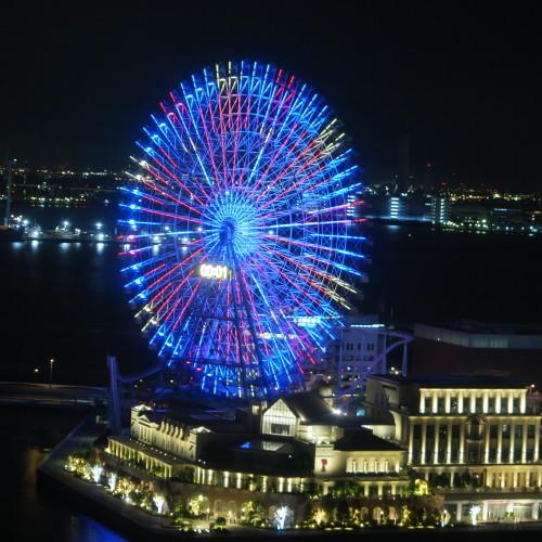 横浜みなとみらいの感動夜景・10_c0075701_21065077.jpg
