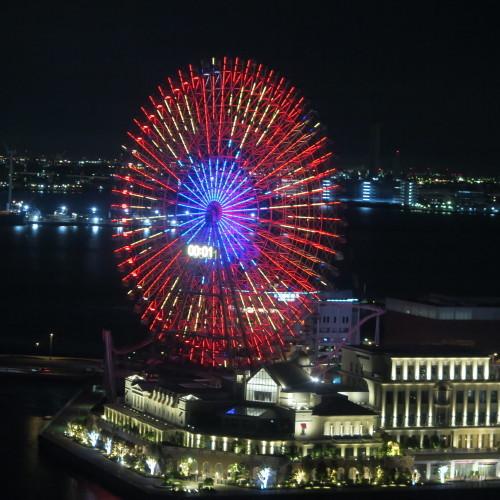 横浜みなとみらいの感動夜景・10_c0075701_21065360.jpg
