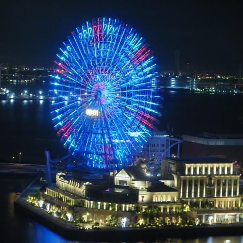 横浜みなとみらいの感動夜景・10_c0075701_21065717.jpg