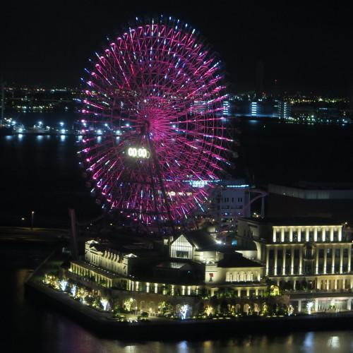 横浜みなとみらいの感動夜景・10_c0075701_21070399.jpg