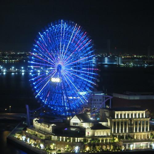 横浜みなとみらいの感動夜景・10_c0075701_21071601.jpg