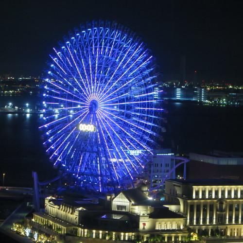 横浜みなとみらいの感動夜景・10_c0075701_21073590.jpg
