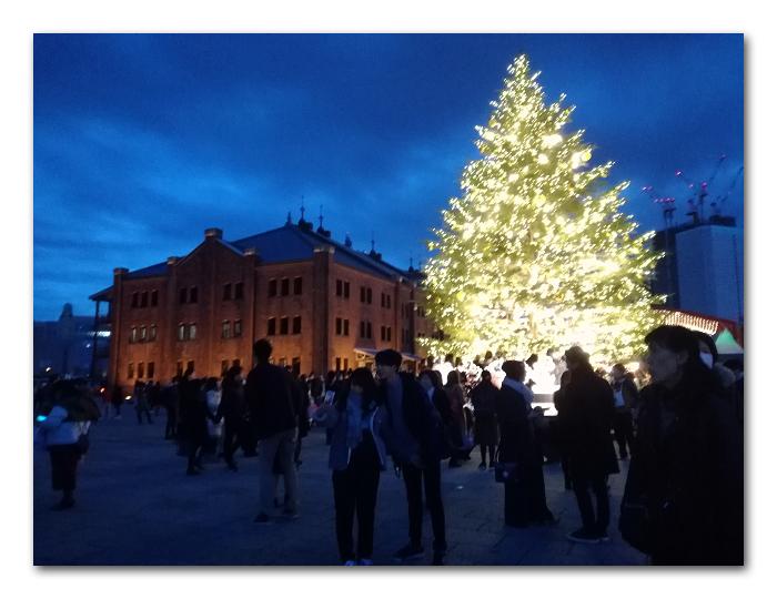 #2580 クリスマスツリー_e0175405_06081652.jpg