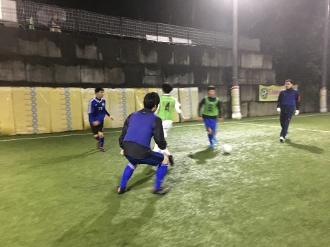 UNO 12/20(木) at UNOフットボールファーム_a0059812_16595495.jpg
