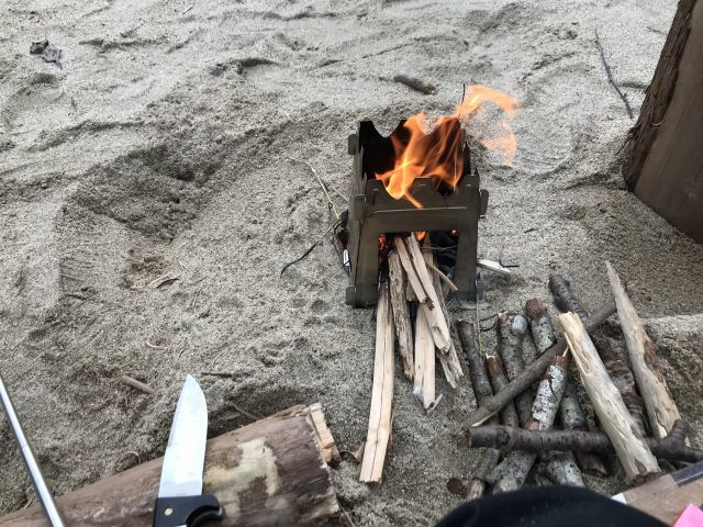 焚き火しに行ってきました!_a0164918_18223960.jpg