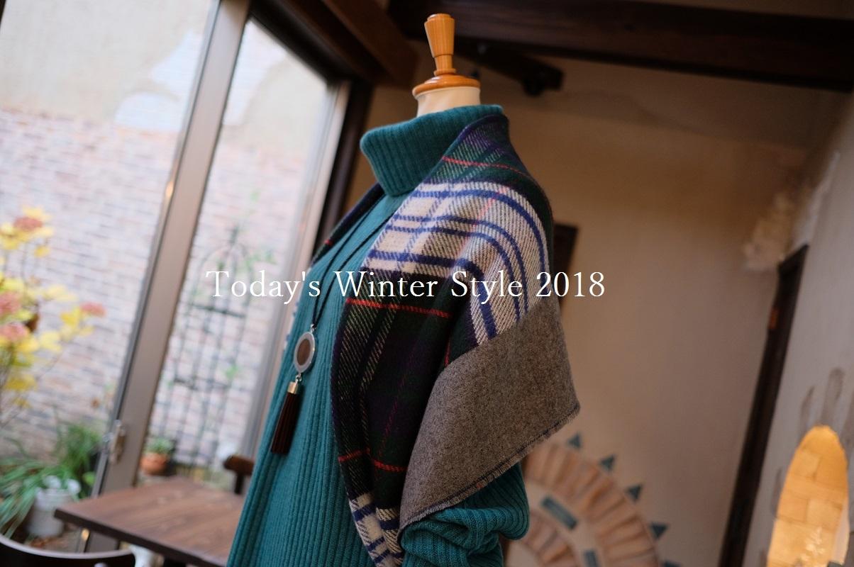 """Today\'s Winter Style 2018...12/21fri\""_d0153941_17032200.jpg"