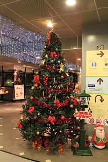 観光館のクリスマス装飾2018_d0131668_963146.jpg