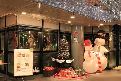 観光館のクリスマス装飾2018_d0131668_965754.jpg
