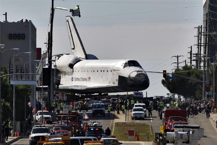 ロスアンジェルスのスペースシャトル_e0350971_14134226.jpg