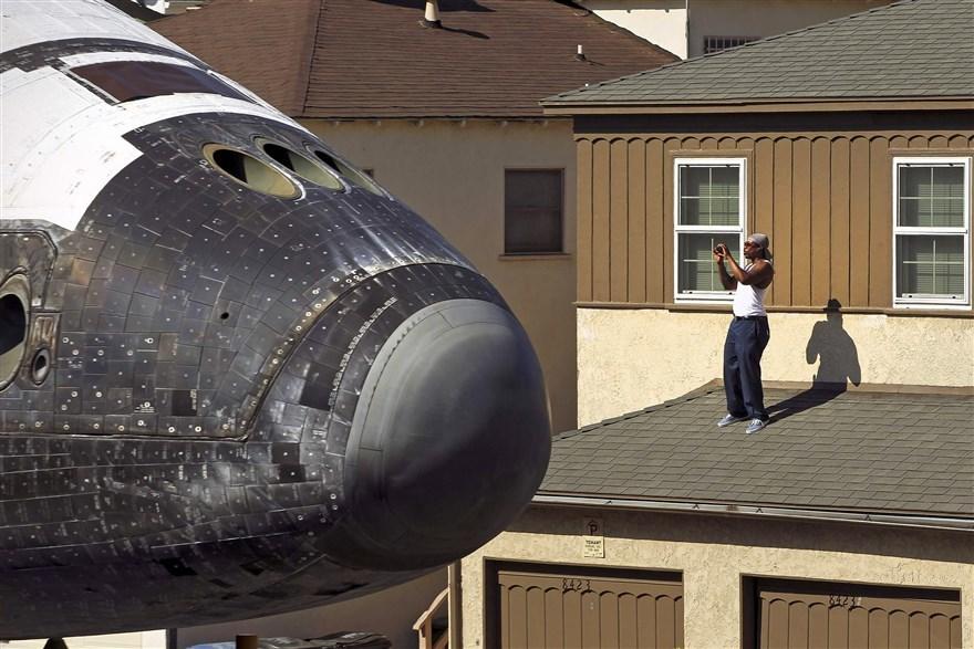 ロスアンジェルスのスペースシャトル_e0350971_14153750.jpg