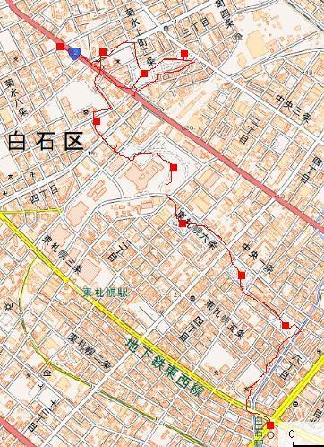 東札幌の公園ベルトを歩く(2)_f0078286_09480192.jpg