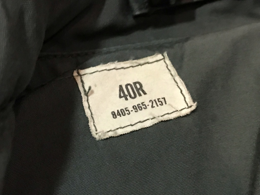 マグネッツ神戸店 いろんな場で使えるコートをミリタリーで!_c0078587_16272372.jpg