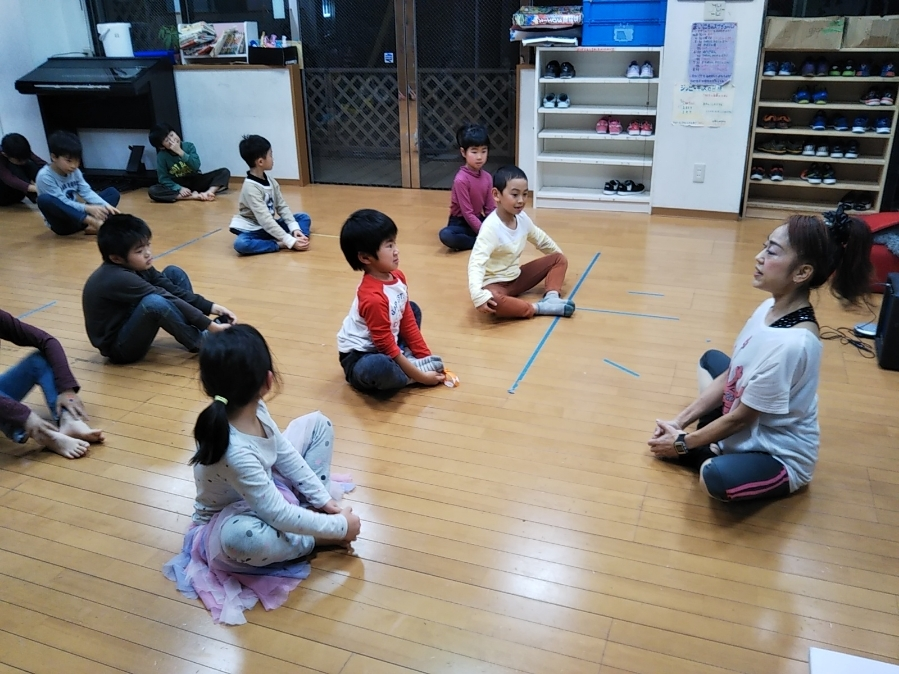 【DANCE】12月19日 ダンス教室_f0225094_19544277.jpg