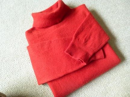 12月の赤いセーター_b0198109_06223465.jpg