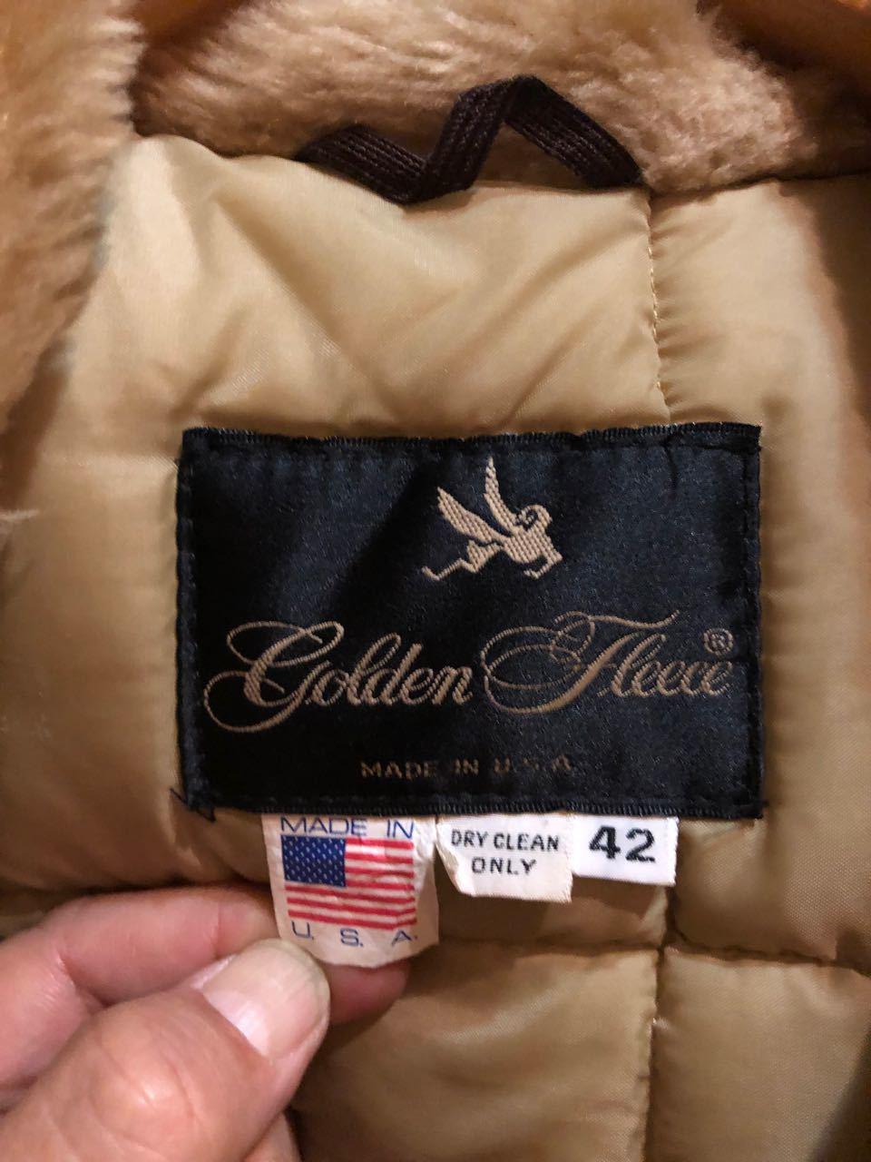12/23(日)入荷!80s GOLDEN FLEECE  ゴールデンフリース N-3B ジャケット!MADE IN U.S.A_c0144020_17331701.jpg