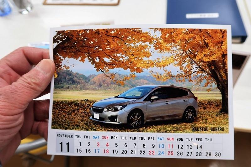 オリジナルカレンダー発売開始_f0076731_20142254.jpg
