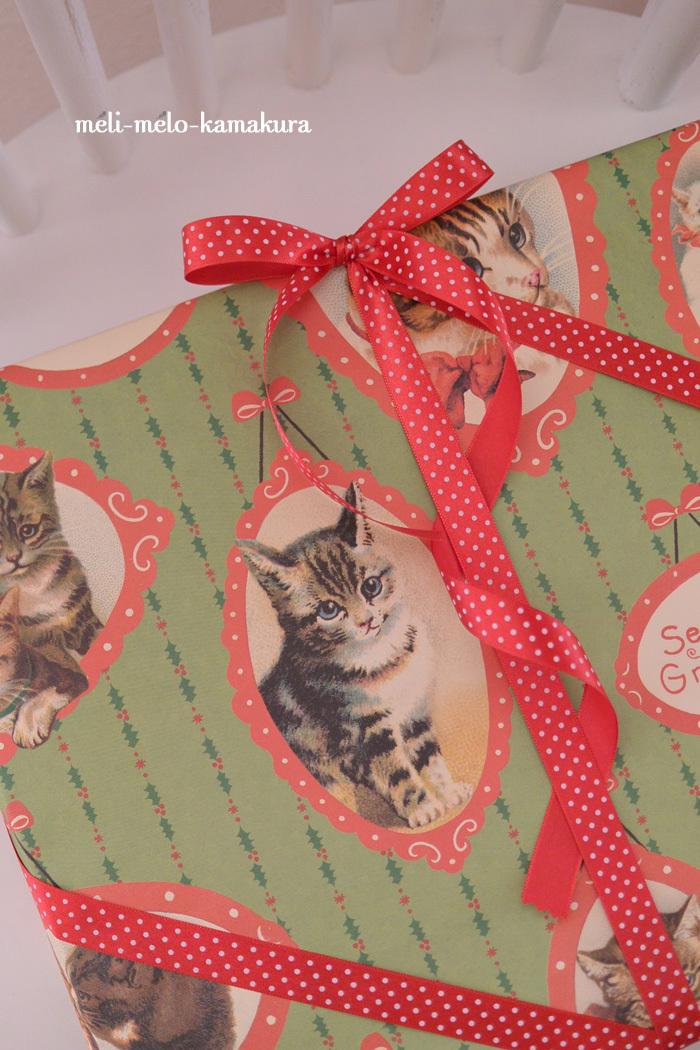 ◆ラッピング*忘れてた!娘へのクリスマスプレゼント。。_f0251032_14034497.jpg