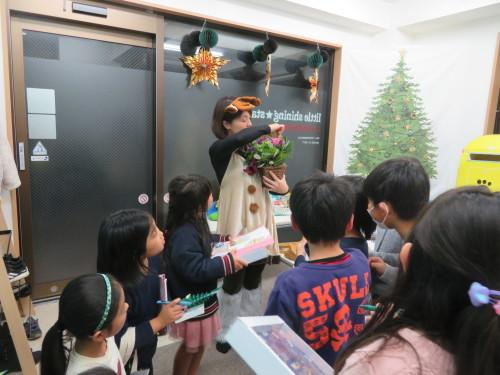 優しい人に優しく手をさしのべてね 2018年クリスマスレッスン_c0200633_22081888.jpg
