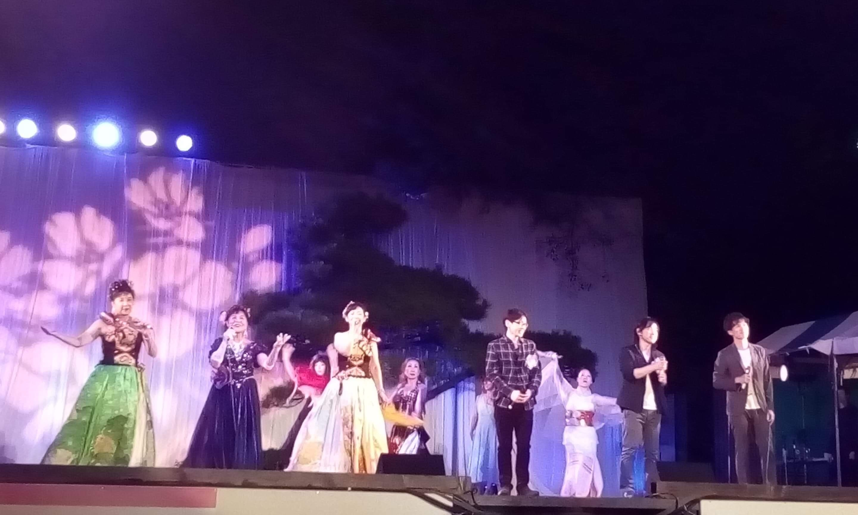 観音姉妹 五島有紀さんのクリスマスディナーライブに出演します!_e0342933_02130625.jpg