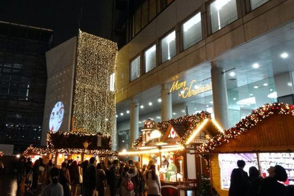 ワンダフル・クリスマス 梅田スカイビル ドイツクリスマスマーケット_d0145934_17165877.jpg
