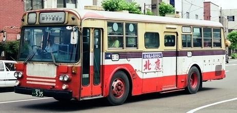 秋北バス いすゞK-CLM470・K-CJM470 +川重_e0030537_22513784.jpg