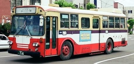 秋北バス いすゞK-CLM470・K-CJM470 +川重_e0030537_22514009.jpg