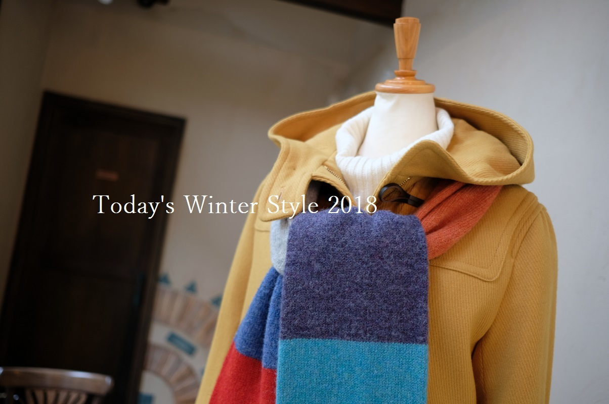"""Today\'s Winter Style 2018...12/22sat\""_d0153941_16412792.jpg"