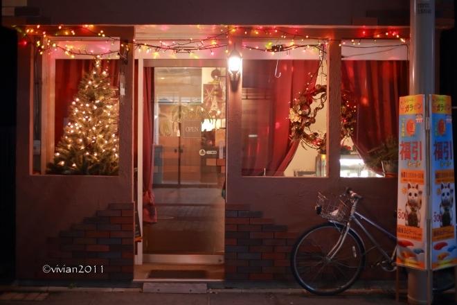 カフェレストラン ベルアン(Belleans)~クリスマススペシャル~_e0227942_16182700.jpg