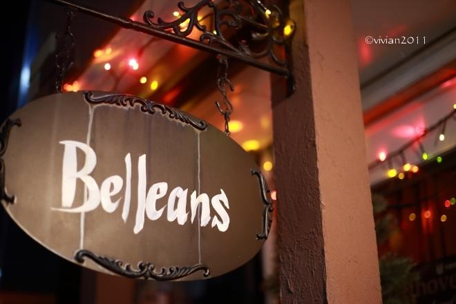 カフェレストラン ベルアン(Belleans)~クリスマススペシャル~_e0227942_17020613.jpg