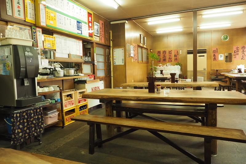 【関東煮と肉どんぶり】大衆食堂 稲田屋  @福山_b0008655_21575315.jpg