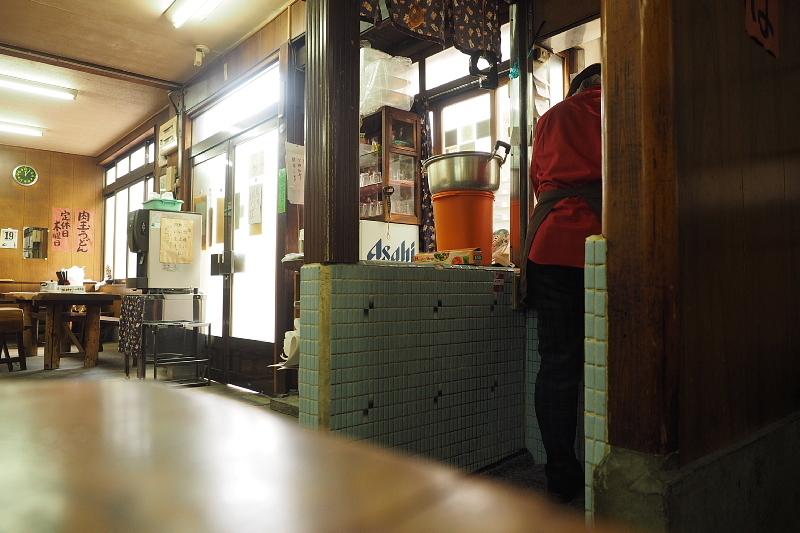 【関東煮と肉どんぶり】大衆食堂 稲田屋  @福山_b0008655_21591151.jpg