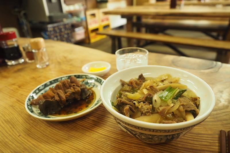 【関東煮と肉どんぶり】大衆食堂 稲田屋  @福山_b0008655_22010770.jpg