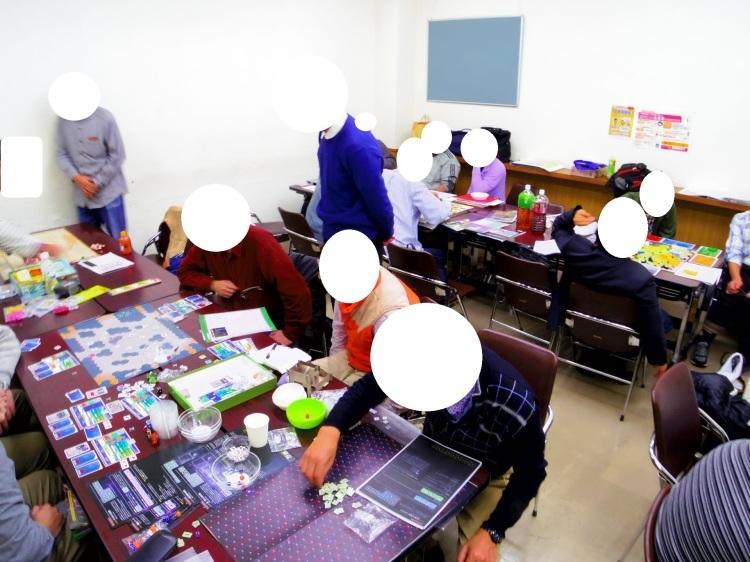 2018.12.22(土)2018年、平成最後のYSGA忘年会待機ゲーム集会その1...例会風景_b0173672_22163942.jpg