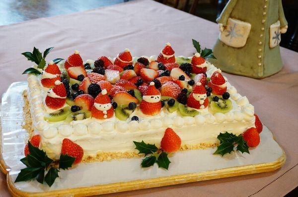 クリスマスケーキ_e0365880_00445771.jpg