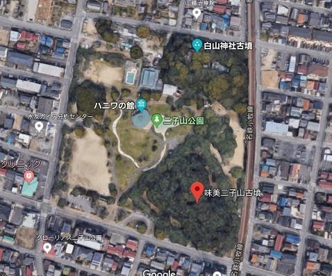 二子山古墳公園_f0159784_08572029.jpg