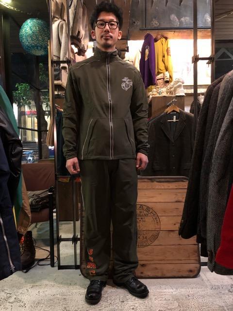 """明日投入します!!USMC Running Suit by \""""New Balance\""""!!(マグネッツ大阪アメ村店)_c0078587_22345749.jpg"""