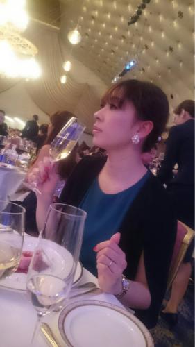 松田聖子さんディナーショー!_e0123401_00590612.jpg