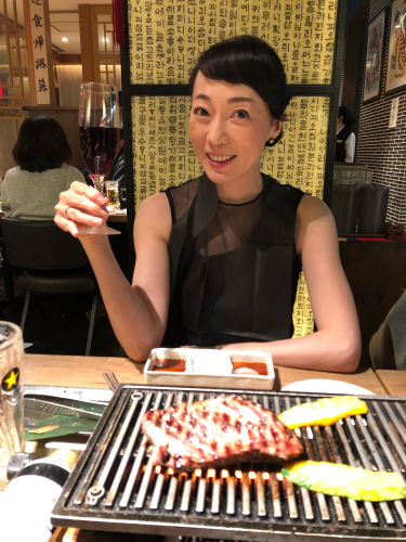 松田聖子さんディナーショー!_e0123401_01004418.jpg