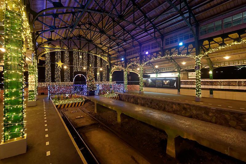 Illumi-station(イルミステーション)@叡電八瀬比叡山口駅_f0032011_15292252.jpg